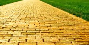 How to Follow YOUR Yellow Brick Road...