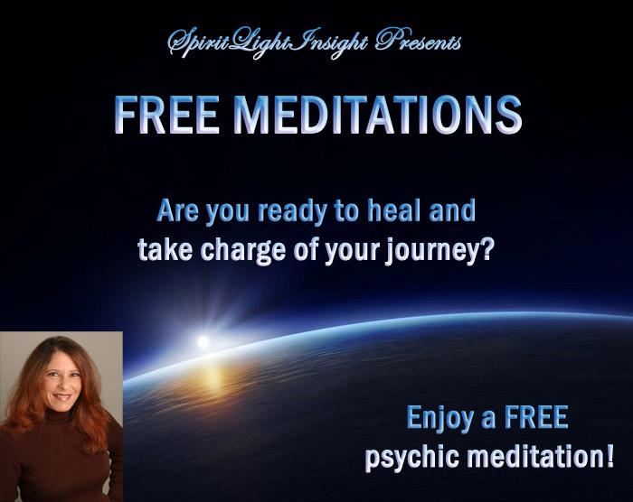 Click for free meditation downloads!
