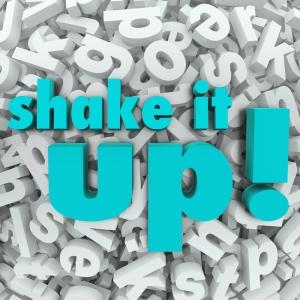 Shake it Up Challenge!