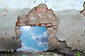 Tearing down walls to love