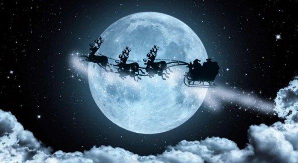 Christmas Moon 2015