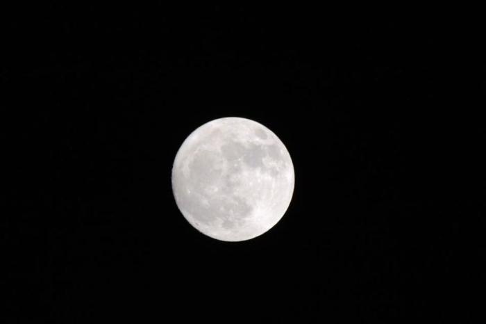 Super Frost Moon